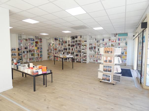 Rénovation France Loisirs à Valenciennes
