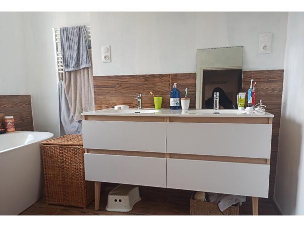 Aménagement salle de bain région Lilloise