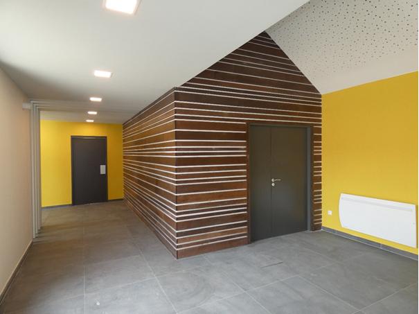 Aménagement et rénovation Salle des fêtes à Beuvry